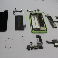 Iphone 4s Parts Diagram 2009 Yamaha Raptor 700r Wiring Replacement Repair For 5s And 5c Www