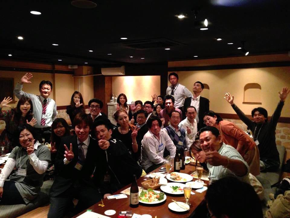 2013年3月 スノーキー主催 最後の日本一遅い新年会2013in梅田