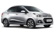 Hyundai Xcent na rynek indyjski