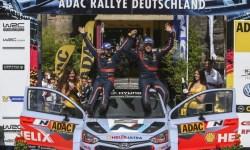 Niespodziewany sukces Hyundaia w Rajdzie Niemiec