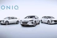 Hyundai IONIQ Electric na targach w Genewie
