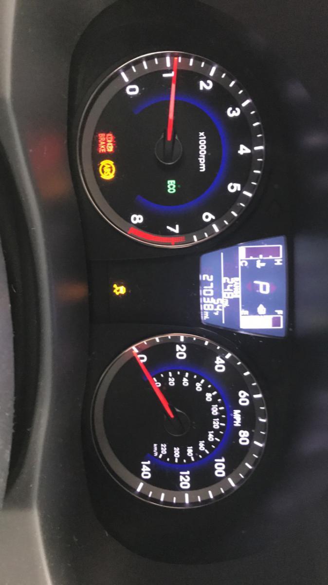 2017 Hyundai Elantra Dash Lights : hyundai, elantra, lights, Perfect, Hyundai:, Hyundai, Elantra, Lights