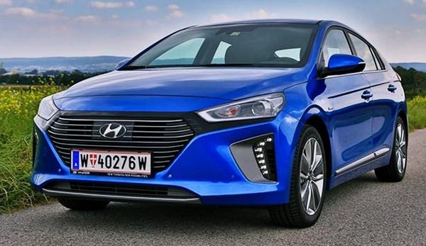 2021 Hyundai Ioniq Hybrid Release Date   Hyundai Cars USA
