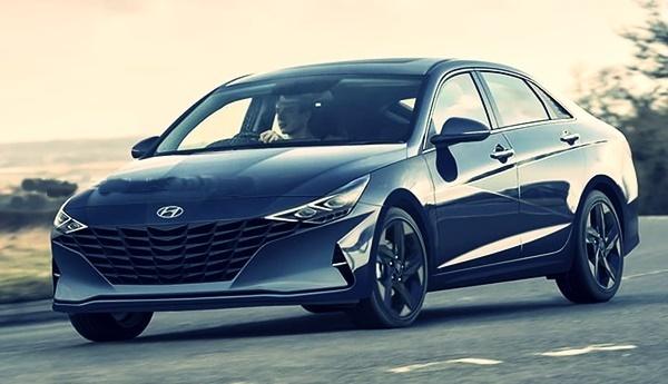 New 2021 Hyundai Elantra USA Redesign | Hyundai Cars USA