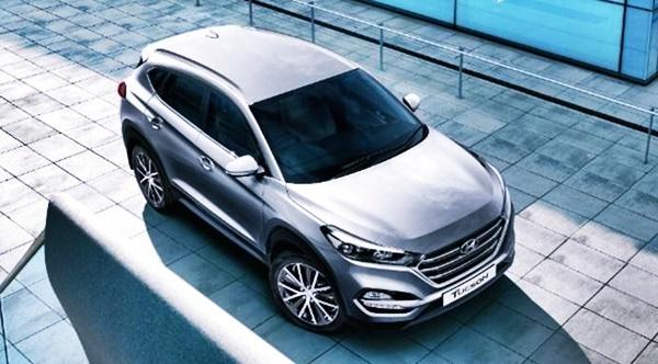 New 2021 Hyundai Tucson Rendering Model