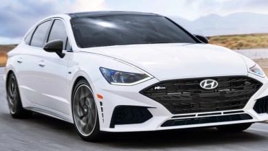 2022 Hyundai Sonata N-Line