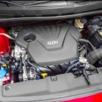 2019 Hyundai Accent Engine