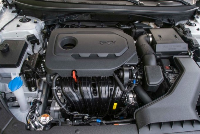 2019 Hyundai Sonata Engine