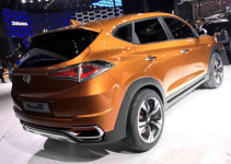 Hyundai 2019 Tucson Engine