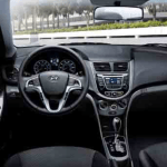 Hyundai Accent 2020 Interior