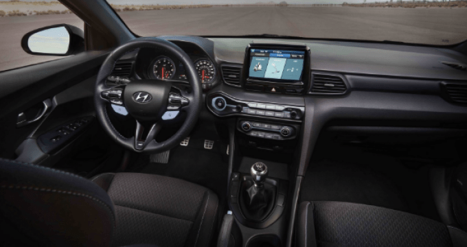 2020 Hyundai Veloster Turbo N Interior