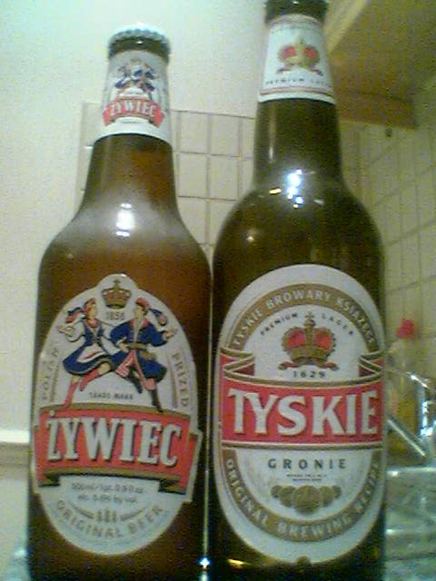 Beer Review: Zywiec Polish Prized Original Beer Hywel's Big Log
