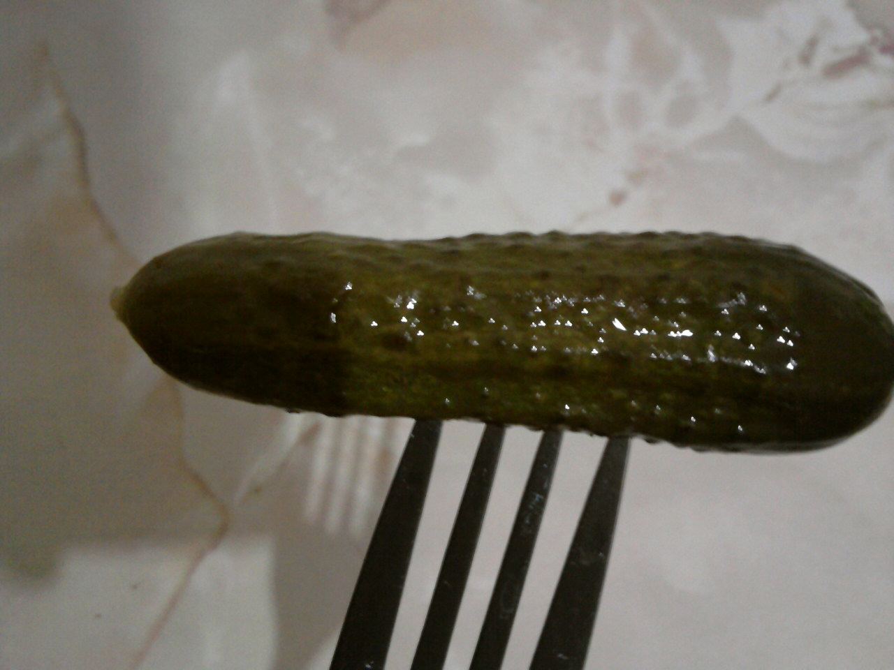 Baktat Pickled Gherkins