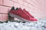 Adidas Stan Smith Vulc Burgundy disponible chez les revendeurs d'Adidas