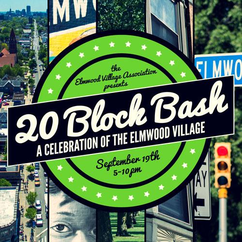 Elmwood Village - 20 Block Bash