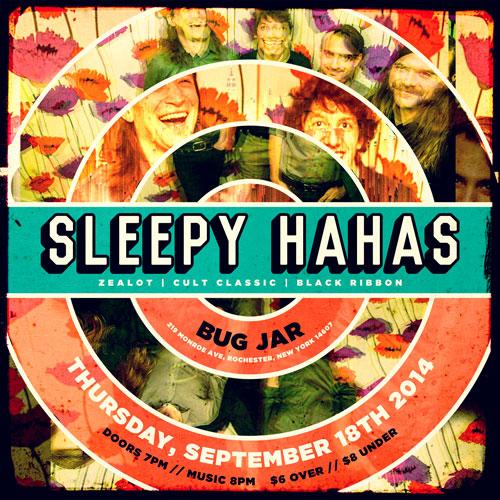 Sleepy Hahas II