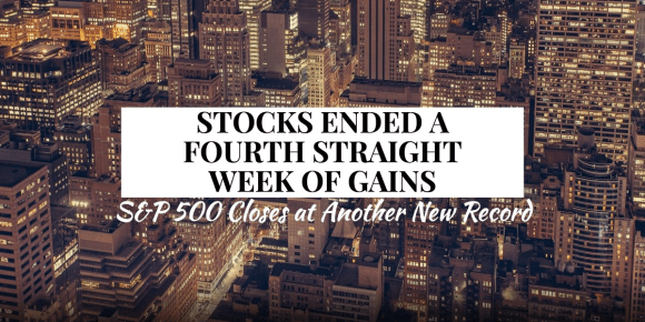Another Record-Setting Week for the S&P 500