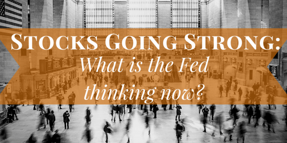 What is the Fed thinking now-