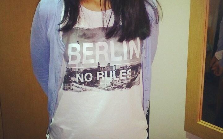 tshirt berlin no rules