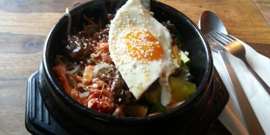 manger coréen à Berlin