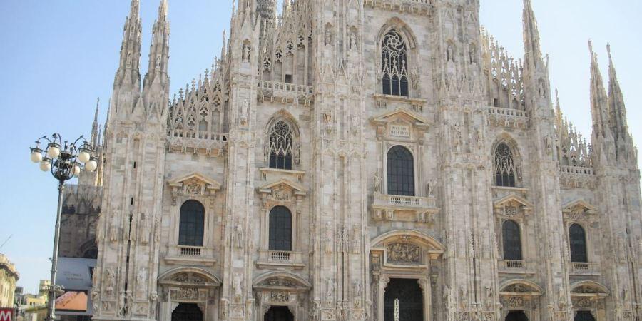 cathédrale milan