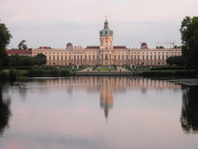 charlottenburg château