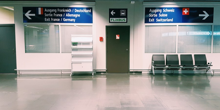 arrivée aéroport mulhouse bâle