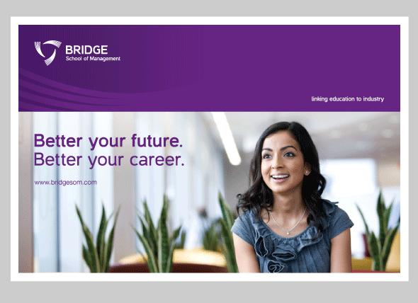 bridge branding design
