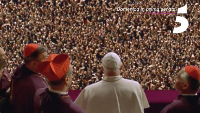 Il Papa buono in streaming - Promo   Mediaset Play