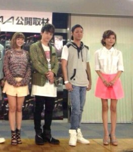 また調べていくと、激やせしたのは熱愛の噂があった『AAA』のメンバーの西島隆弘さんの好みが痩せている女性だからという情報もありますよね。