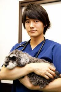 ②動物病院院長佐藤貴紀