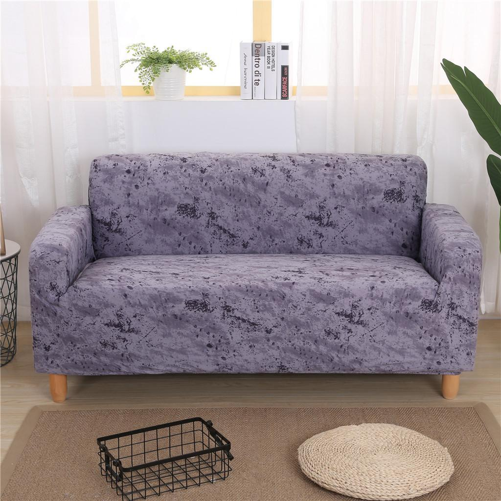 Nonslip Washable Clean Armchair Loveseat Sofa Cover 123