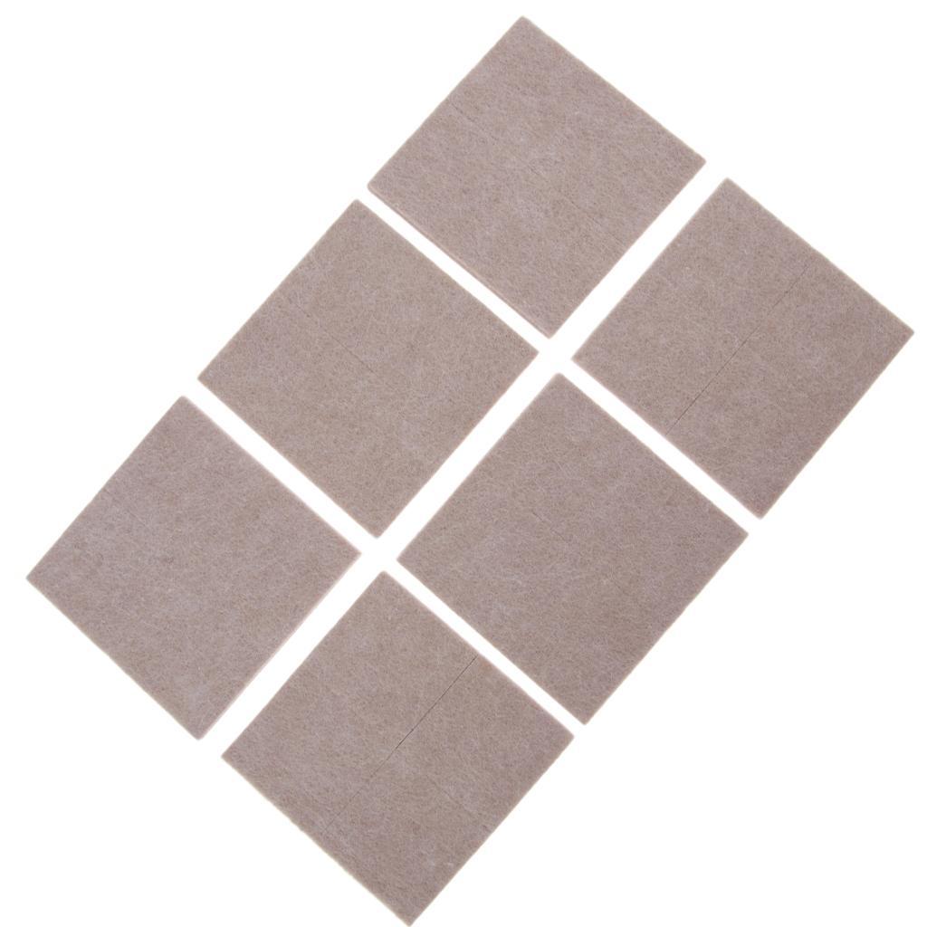 3 Bag Furniture Protector Felt Pads Sticky for wood Floor
