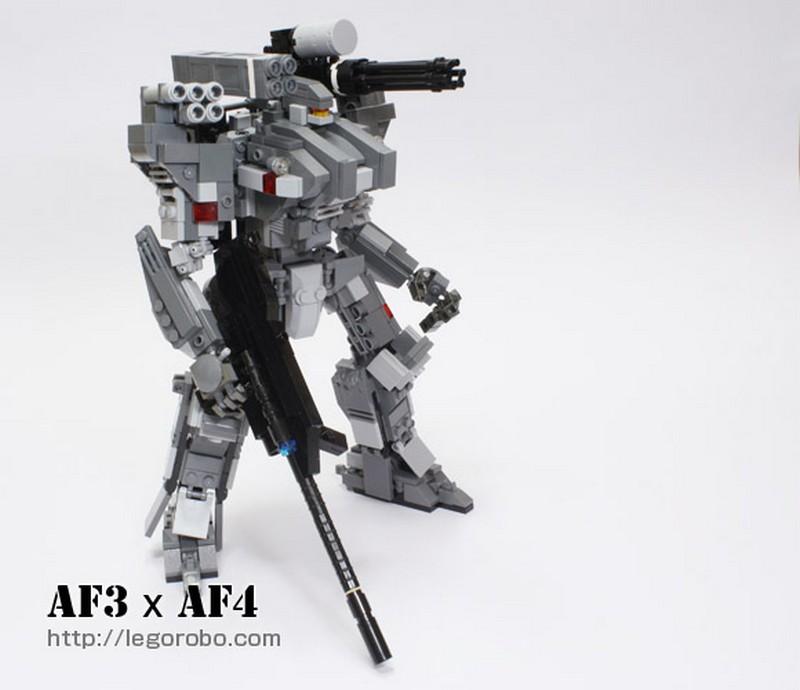 Lego Mecha Robo AF-4