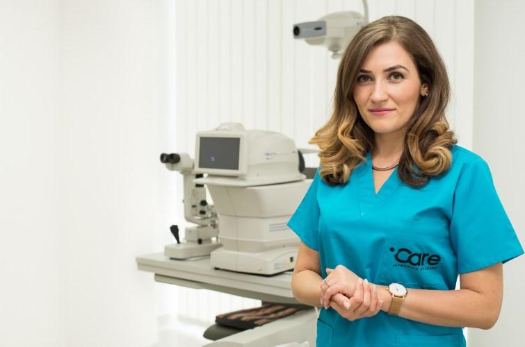 Andreea Crețu oftalmolog