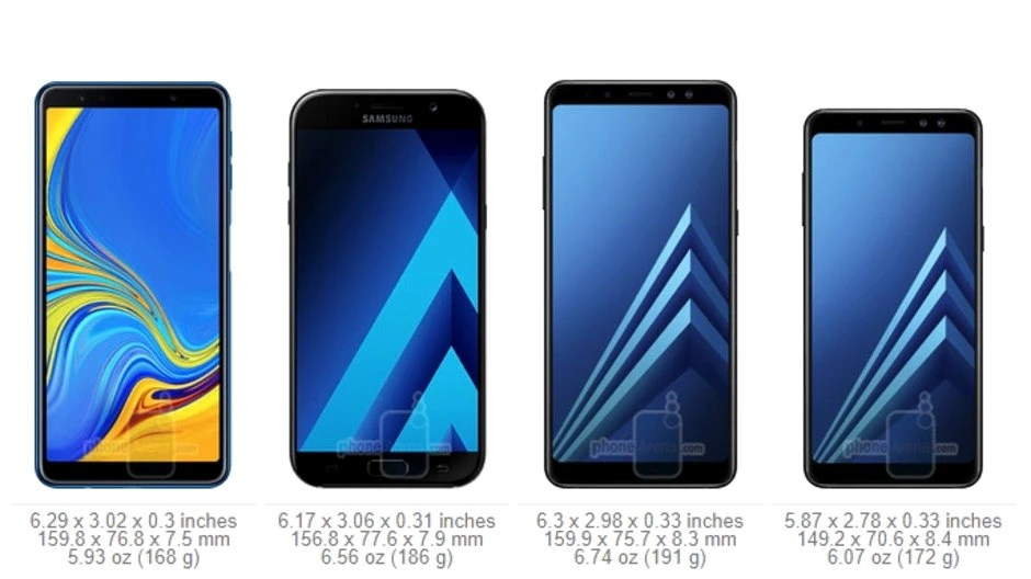 Image result for galaxy a7 2018