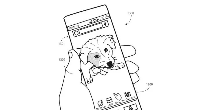 Et tu, Moto? Motorola patents bezel-less flexible OLED