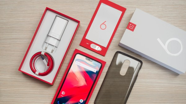 Oneplus 6 Unboxing And