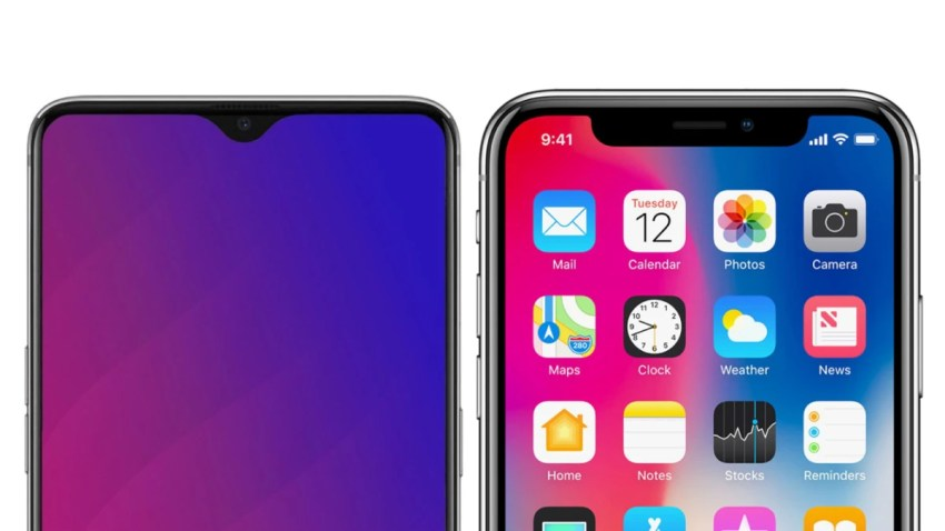 Image result for waterdrop notch