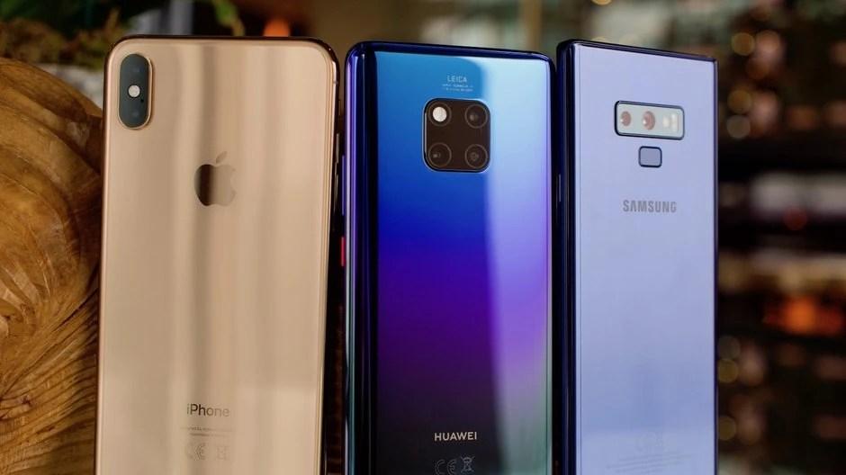 Huawei Mate 20 Pro vs iPhone XS Max vs Galaxy Note 9: Camera Comparison! - PhoneArena