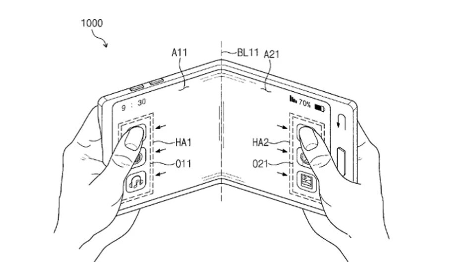 Samsung to discuss the UI for its foldable phone next week