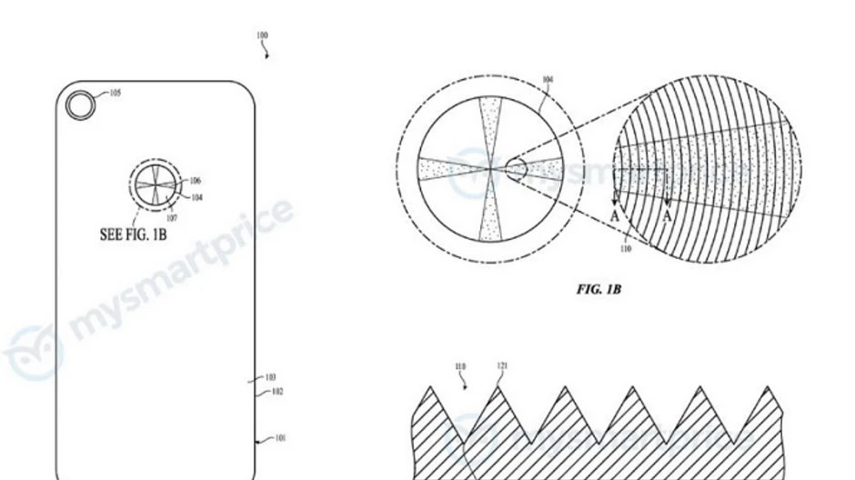 Apple's latest patent indicates that a change could be