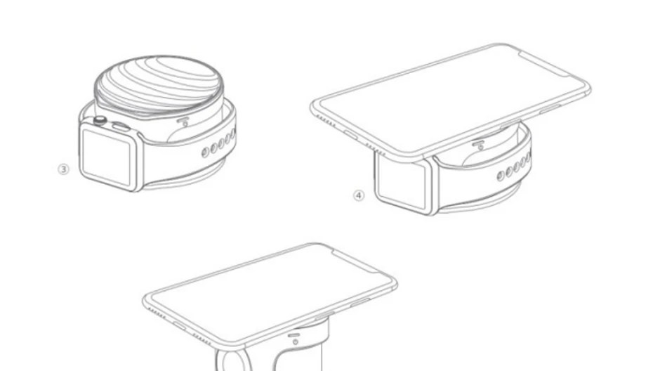 AT&T's Qi-compatible Power Drum is a portable wireless