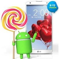 LG G Pro 2 starts getting Lollipop 5.0.1 over-the-air in Europe