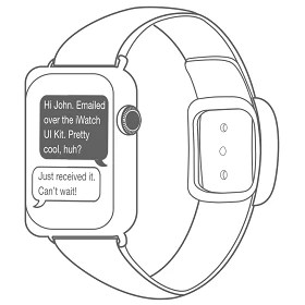 Samsung files patent for interchangeable smartwatch bands
