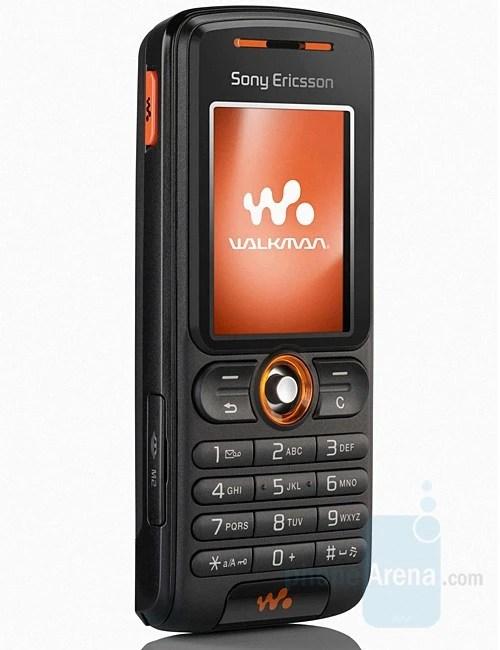 Sony Ericsson W200 - budget Walkman; W880 - hi-end