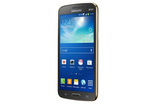 Samsung Galaxy Grand 2 in gold
