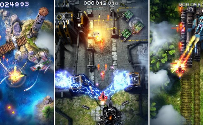15 Awesome Flying And Space Shooter Games For Android