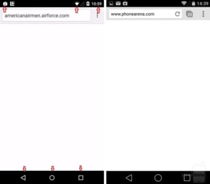 Nova build do Android L revela mais mudanças na interface do sistema 1