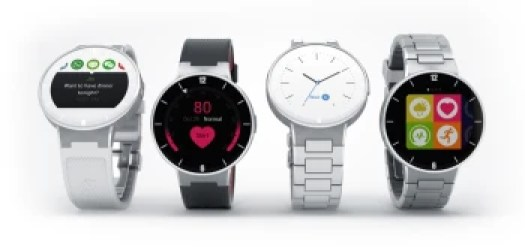 Alcatel OneTouch announces its own smartwatch –